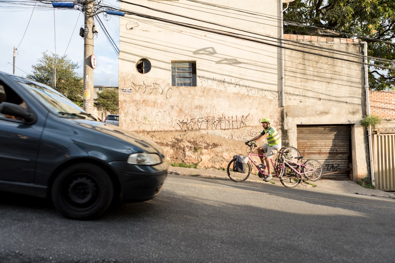 Since its founding in 1897, Belo Horizonte has expanded to include many hills.