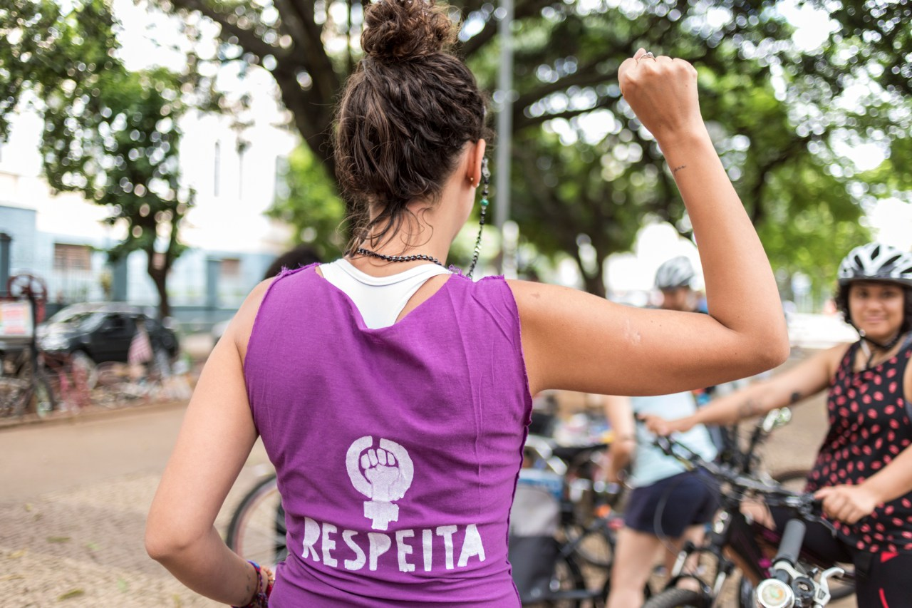 Bicimanas, a women's-only bike club, started organizing parties and group rides in 2016.