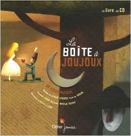 Boite à joujoux Debussy lu par Nathalie Dessay