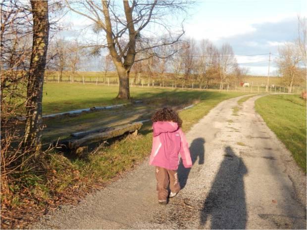 motiver un enfant à marcher dans une balade ou randonnée