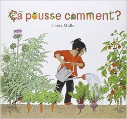 livre potager enfants