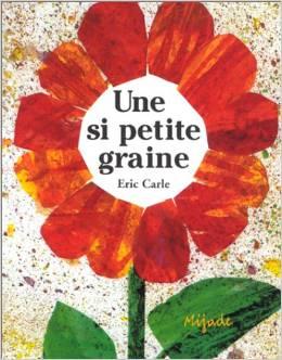 livre enfants graine plante nature printemps