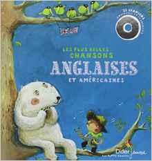 apprendre anglais enfants comptines chansons anglais