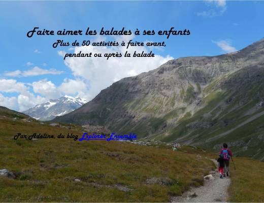 e-book gratuit balades promenades enfants bricolages activités nature