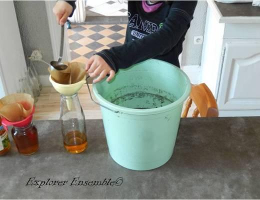 recette lessive économique maison