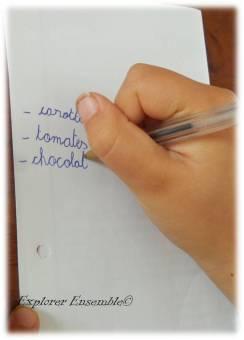 donner sens à écriture enfants haut potentiel