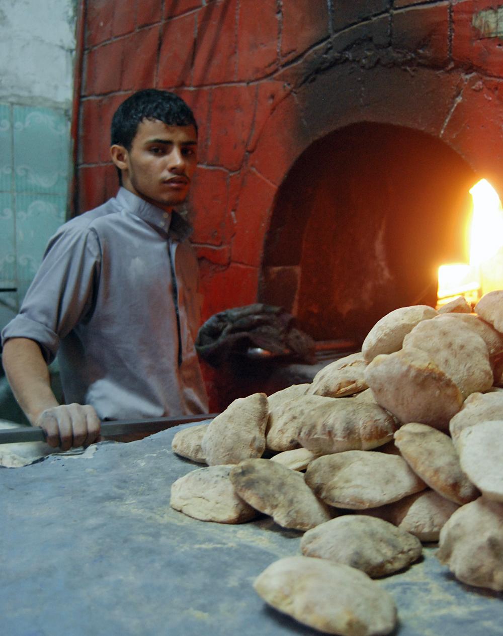 My friend the kuddam baker.....