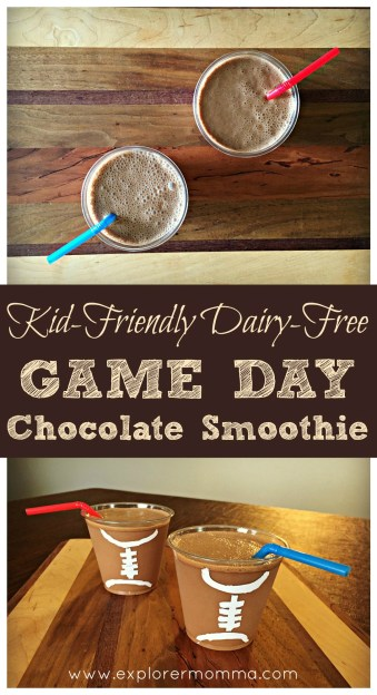 Kid-Friendly Game Day Smoothie