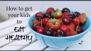 Kids to eat healthy feature