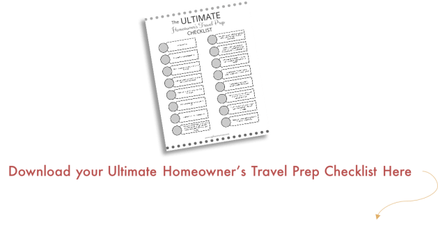 Homeowner checklist preview