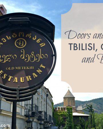 Tbilisi, Georgia doors and windows #tbilisi #georgiatravel