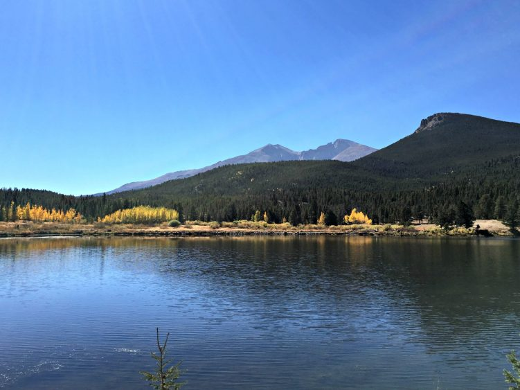 Estes Park hikes for kids, Lily Lake