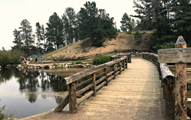 Sprague Lake trail