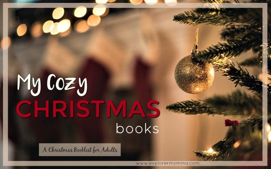 my cozy christmas books a list