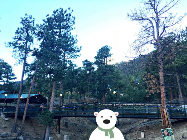 Tips For Visiting Santa's Workshop Colorado bridge