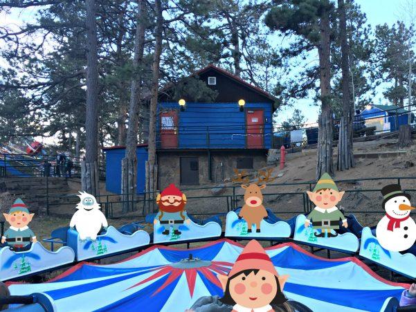 Tips For Visiting Santa's Workshop Colorado ride