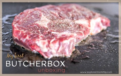 My First ButcherBox Unboxing Event