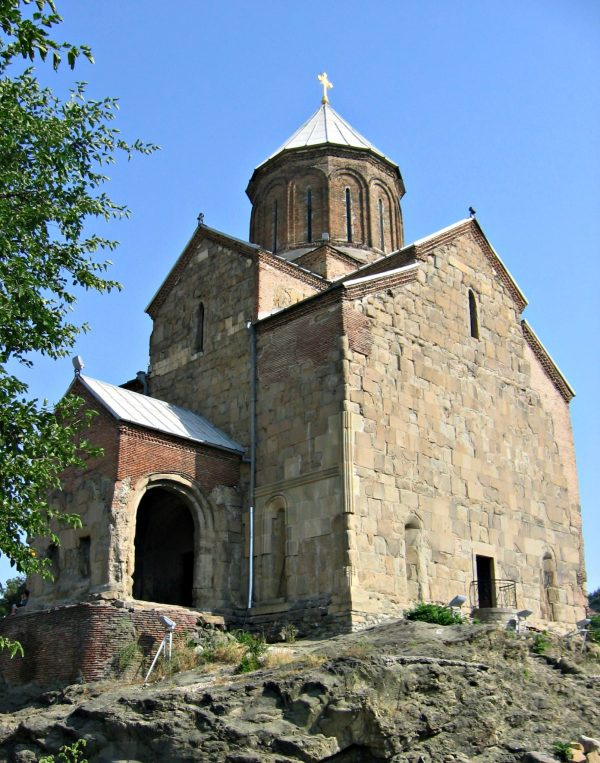 Metekhi Church, Tbilisi