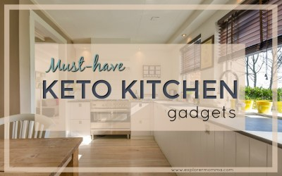 Must-Have Keto Kitchen Gadgets