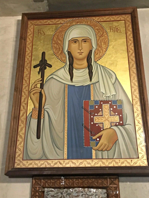St. Nino icon
