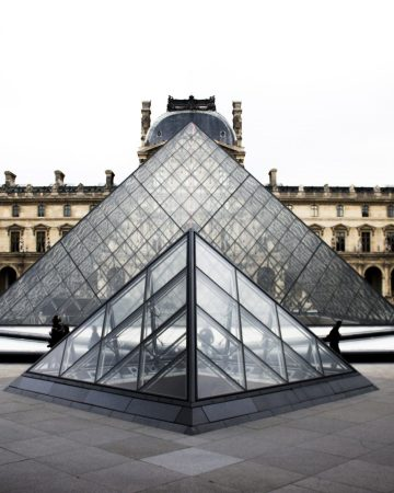 Louvre pyramids, Let's Plan a Trip to Paris