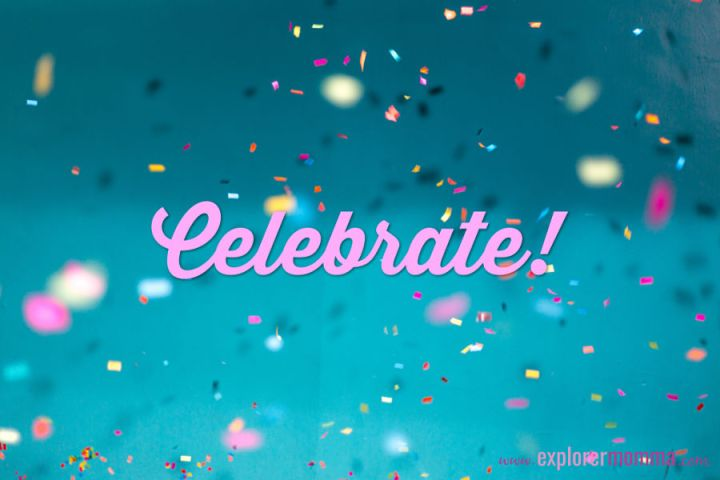 Celebrate! Explorer Momma Giveaway and launch party #giveaway #ketorecipes