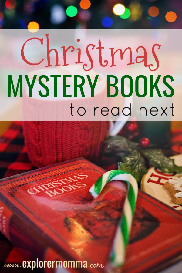 Do you love historical mysteries? Christmas mystery books are some of my favorites around the holidays. Families stuck together in manor houses with lots of English Christmas goodies, what's not to love? Great Christmas booklist. #christmasbooklist #christmasmysteries