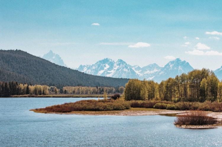 Grand Teton National Park, Wyoming #grandtetonnationalpark #familytravel