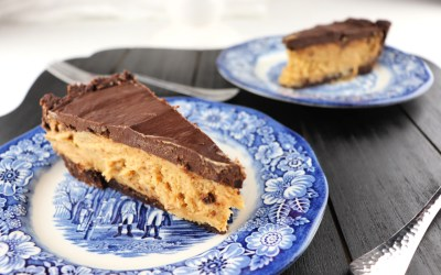 Keto Peanut Butter Pie
