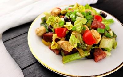 Keto Antipasto Salad