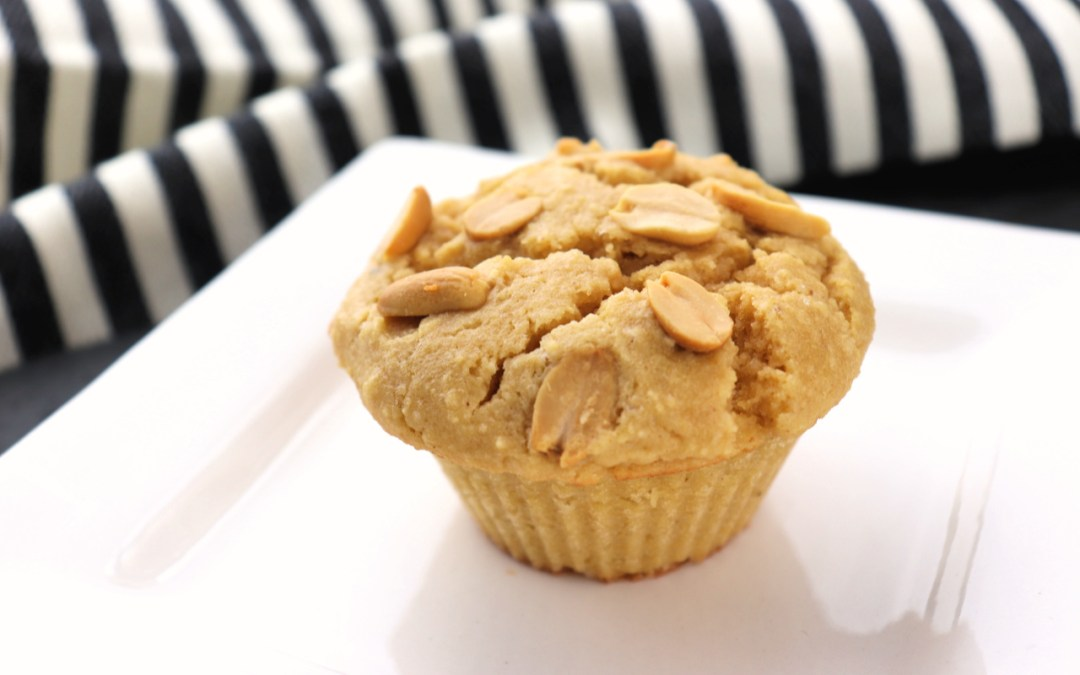 Low Carb Peanut Butter Muffins