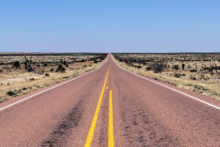 Road near Abilene TX #texas #familytravel