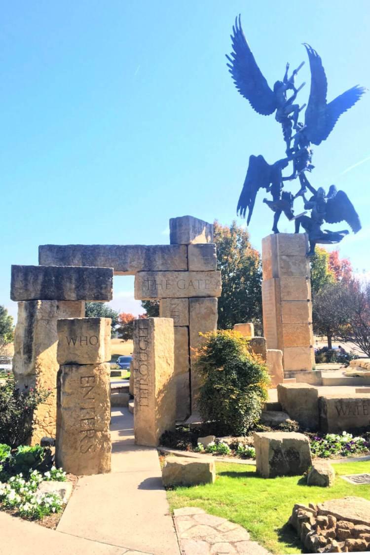 Jacob's ladder, Abilene TX ACU #acu #familytravel