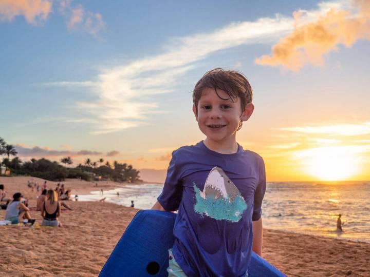 Oahu, Hawaii, Middle grade books to inspire travel #booklist #middlegradebooks