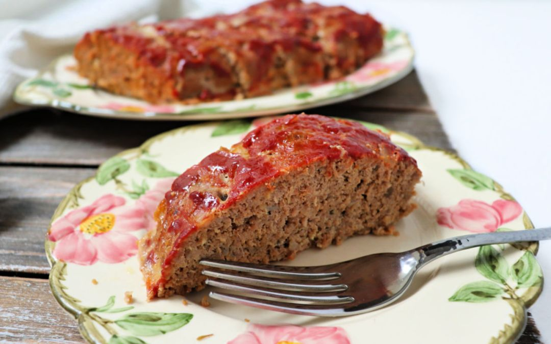 Best Low Carb Keto Turkey Meatloaf