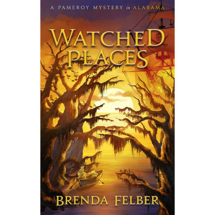 A Pameroy Mystery in Alabama, Watched Places by Brenda Felber, middle grade books