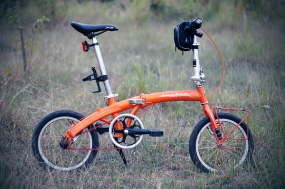 Motor Modifikasi Terkini Gambar Modifikasi Sepeda Lipat