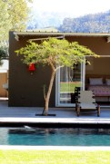 The pool cottage