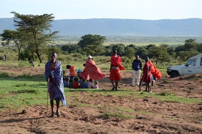 The Maasai People (1)