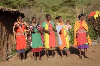 The Maasai People (3)