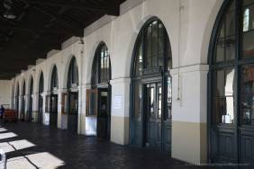 Doors to the platforms