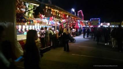 Arcade at December Nights