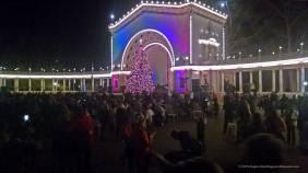 Spreckels Organ Pavilion at December Nights