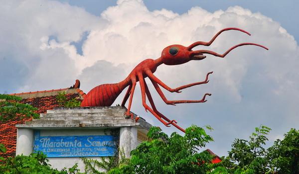 Semut Marabunta Explore Semarang