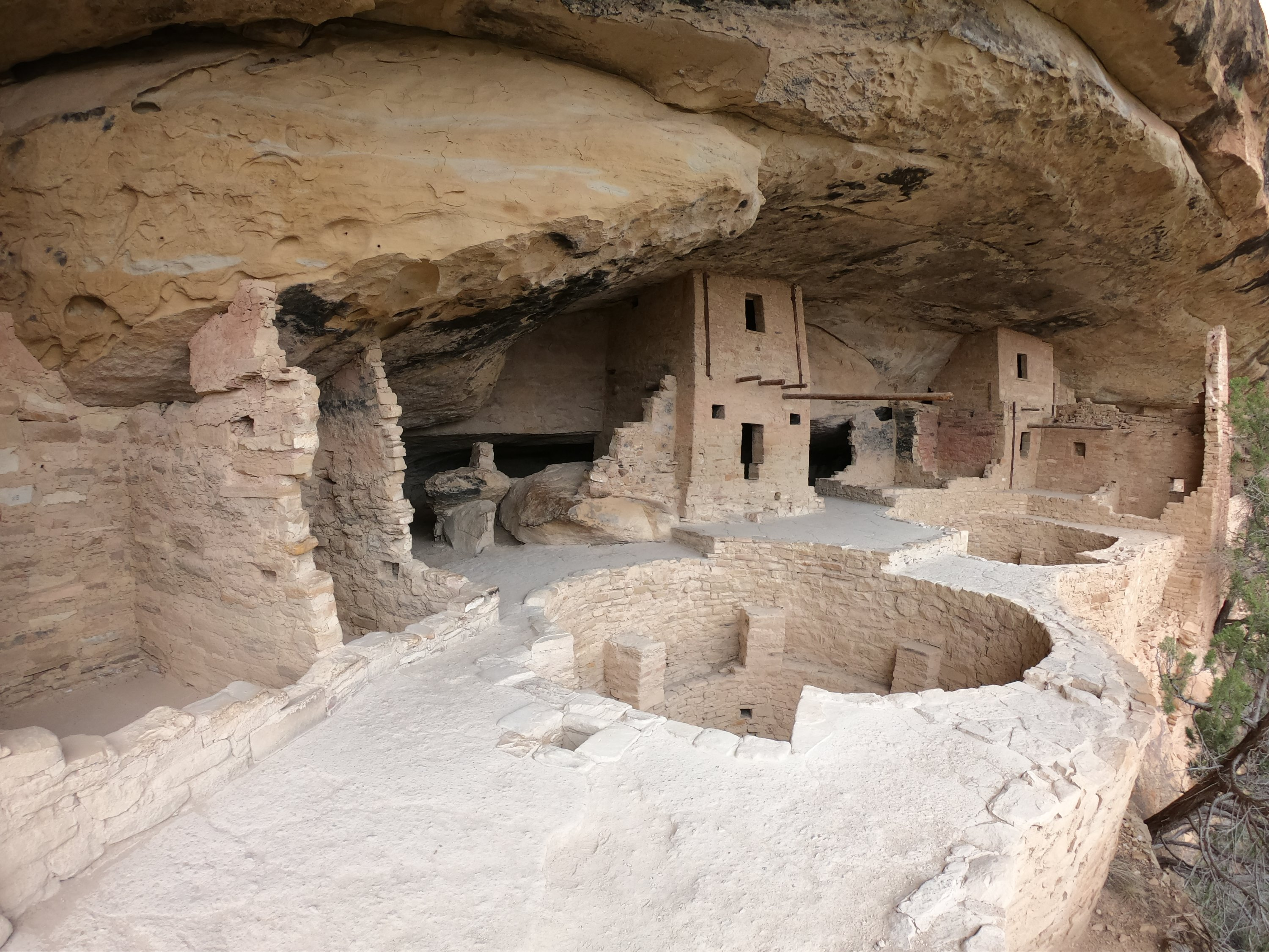 Balcony House(s) - Mesa Verde National Park
