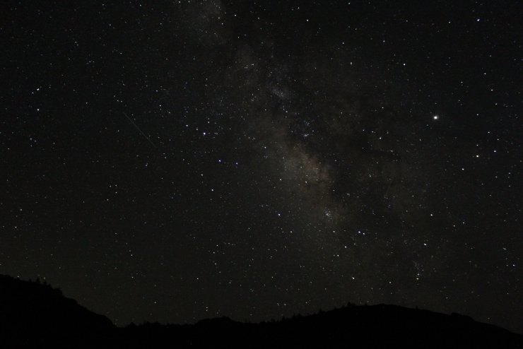 The night sky from Big Sur - 8-24-2019