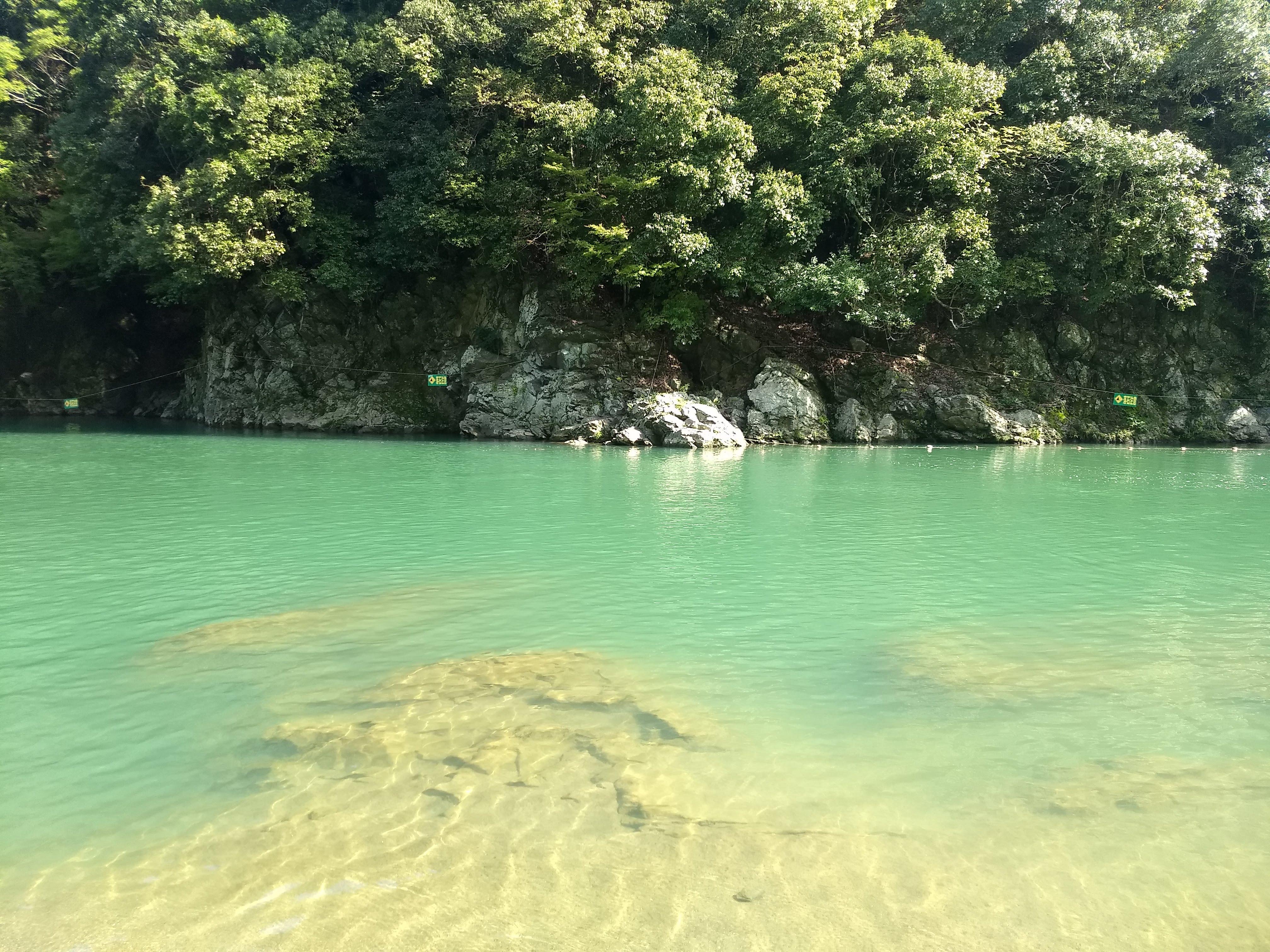 Katsura River near Arashiyama - 10-23-2019