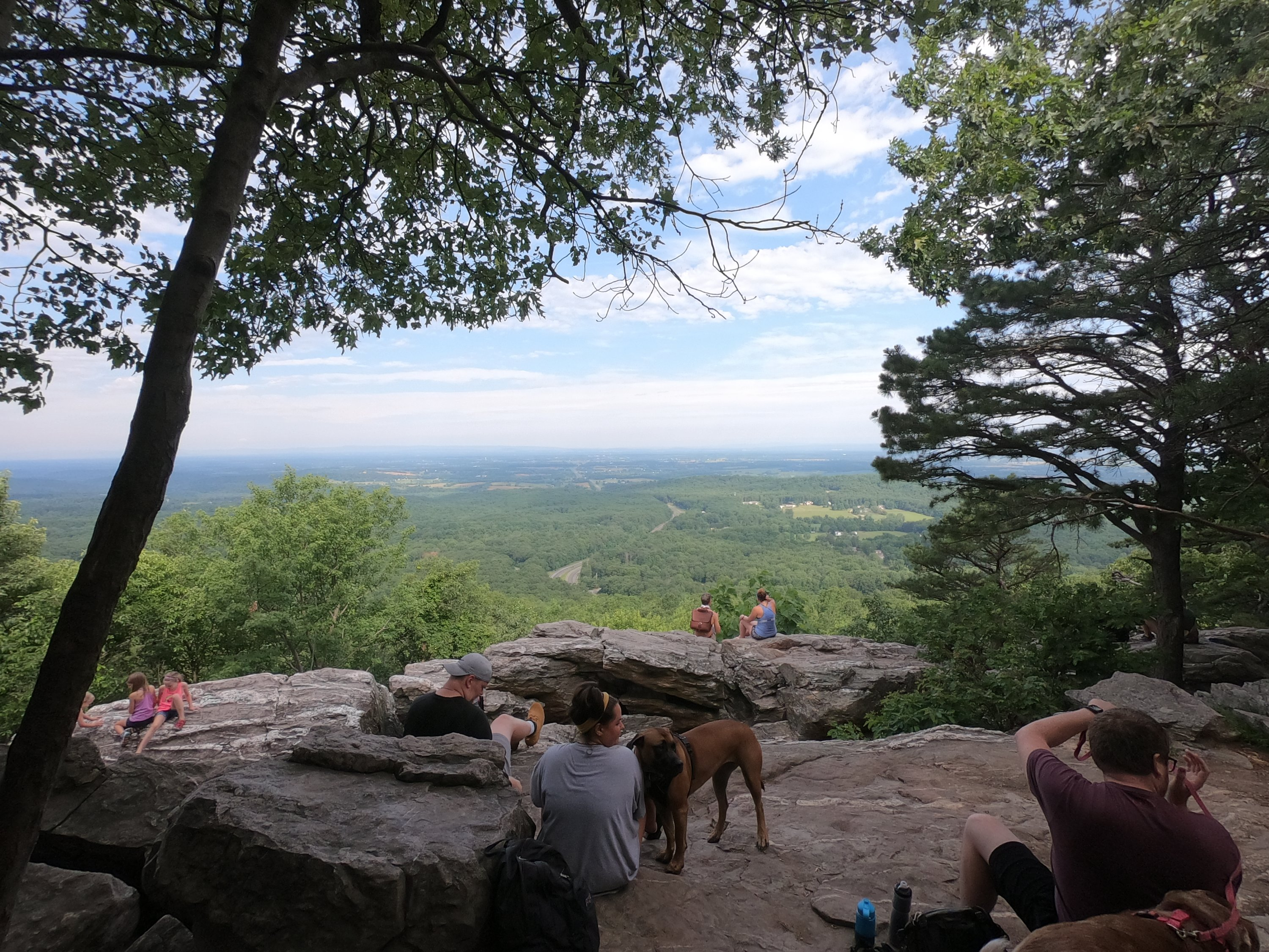 Bear's Den Overlook - 06-27-2020