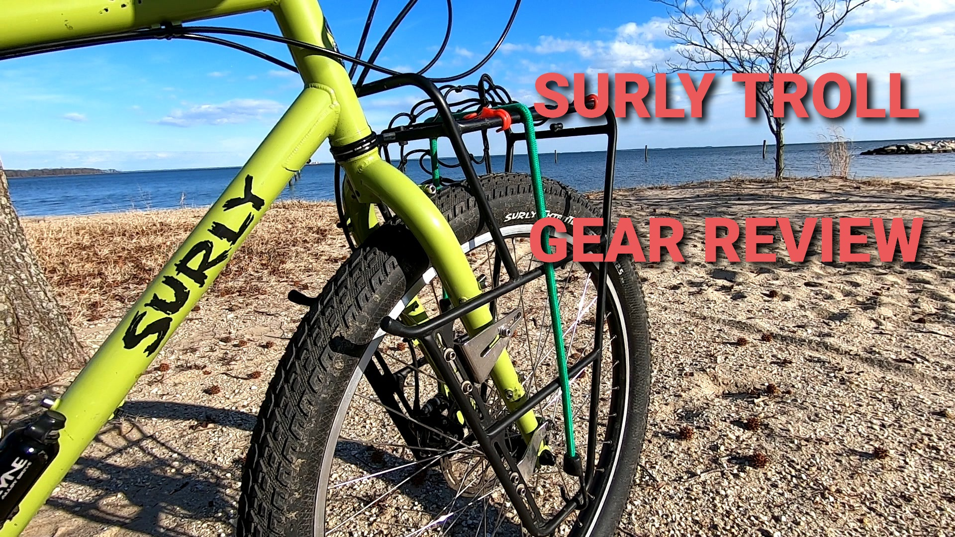 Surly Troll Gear Review