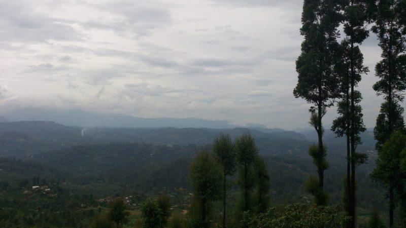 Panoramic View from Adisham Bungalow